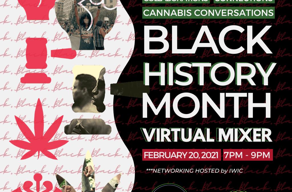 Black History Month Mixer