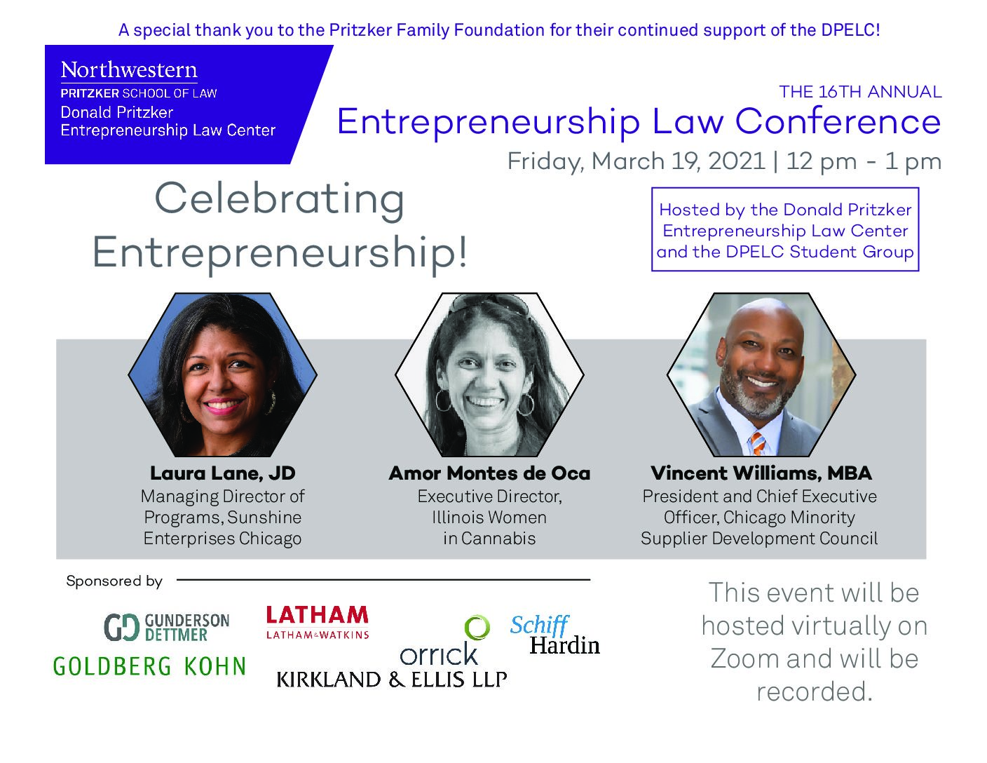 16th Annual DPELC Entrepreneurship Law Conference